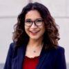 A photo of Debbie Rabinovich, Frontiers Communications Lead