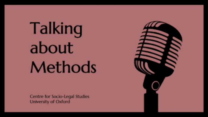 Logo artwork for the Talking about Methods podcast