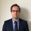 A photograph of Dr Florian Grisel